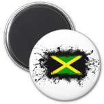 Bandera de Jamaica Imán De Frigorífico