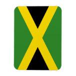 Bandera de Jamaica Iman Rectangular