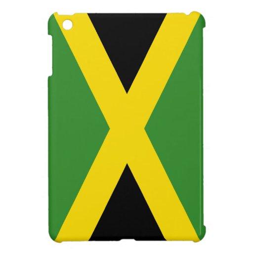 Bandera de Jamaica iPad Mini Carcasas