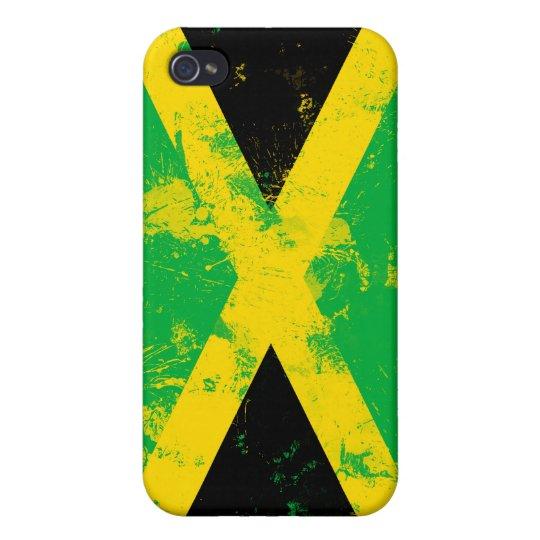 Bandera de Jamaica iPhone 4/4S Funda