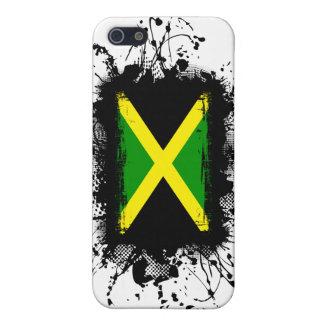 Bandera de Jamaica iPhone 5 Funda