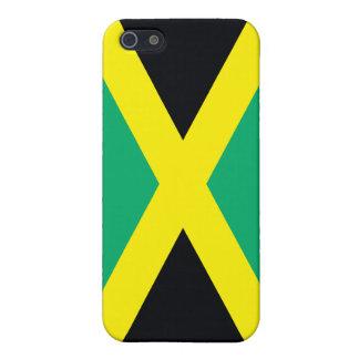 Bandera de Jamaica iPhone 5 Fundas
