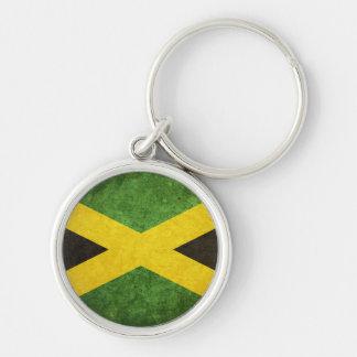 Bandera de Jamaica Llavero