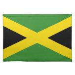 Bandera de Jamaica Manteles Individuales