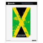 Bandera de Jamaica NOOK Color Calcomanía