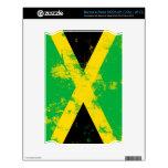Bandera de Jamaica NOOK Skin