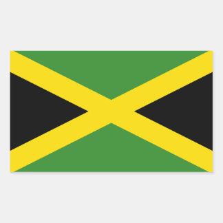 Bandera de Jamaica Rectangular Altavoces