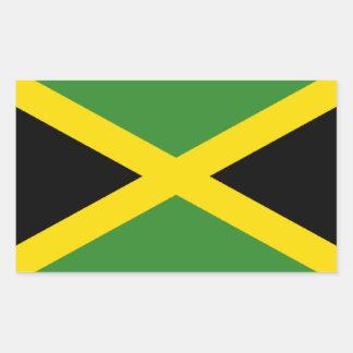 Bandera de Jamaica Pegatinas