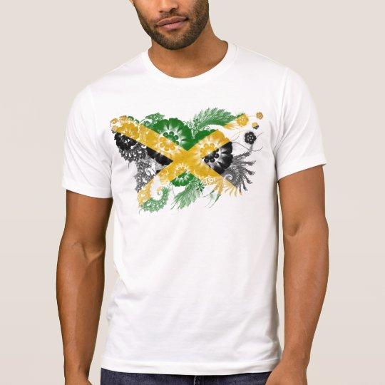 Bandera de Jamaica Playera