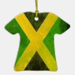 bandera de Jamaica - raíces del reggae Ornatos