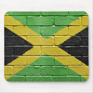 Bandera de Jamaica Tapete De Ratones