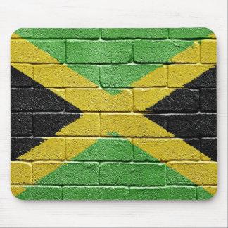 Bandera de Jamaica Mousepad