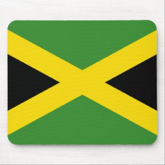 Bandera de Jamaica Alfombrilla De Raton