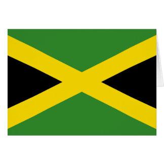 Bandera de Jamaica Felicitacion