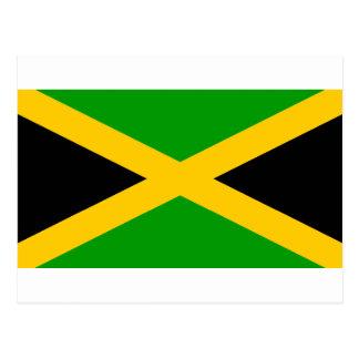 Bandera de Jamaica Tarjetas Postales