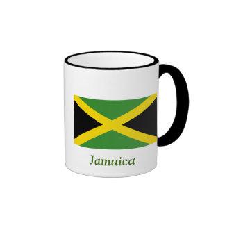 Bandera de Jamaica Tazas De Café