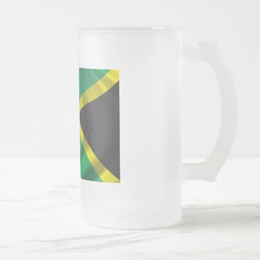 Bandera de Jamaica Taza De Café