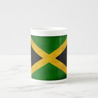 Bandera de Jamaica Tazas De Porcelana