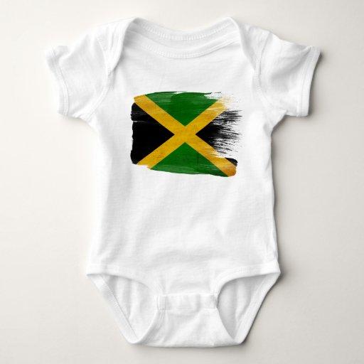 Bandera de Jamaica Tee Shirts