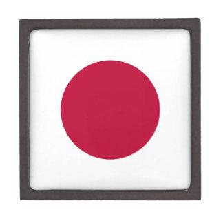 Bandera de Japón - 日章旗 - 日の丸 - 日本の国旗 Cajas De Regalo De Calidad