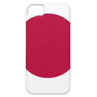 Bandera de Japón - 日章旗 - 日の丸 - 日本の国旗 Funda Para iPhone SE/5/5s
