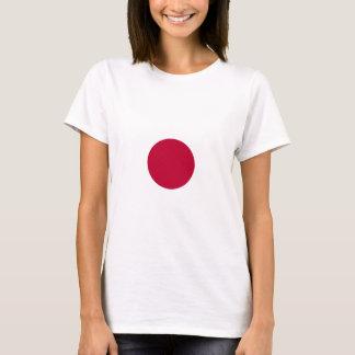 Bandera de Japón - 日章旗 - 日の丸 - 日本の国旗 Playera