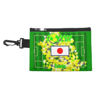 Bandera de Japón del equipo de fútbol