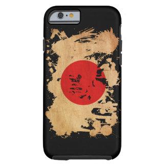 Bandera de Japón Funda De iPhone 6 Tough