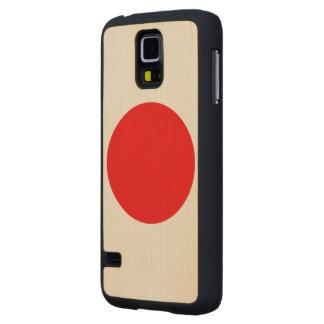 Bandera de Japón Funda De Galaxy S5 Slim Arce