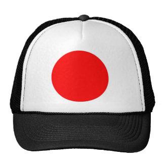 Bandera de Japón Gorros