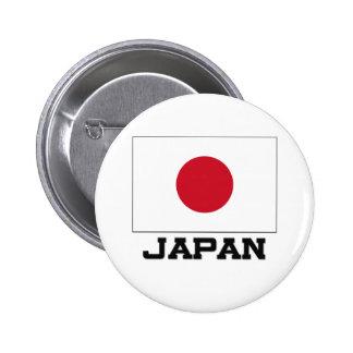 Bandera de Japón Pin