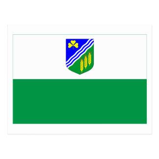 Bandera de Jõgeva Postales