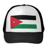 Bandera de Jordania Gorra