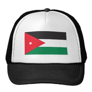 Bandera de Jordania Gorros Bordados