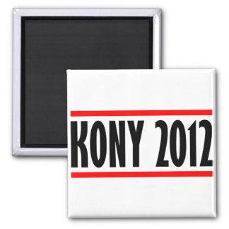 Bandera de José Kony de la parada de Kony 2012 Iman