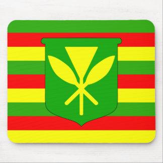 Bandera de Kanaka Maoli Mousepad