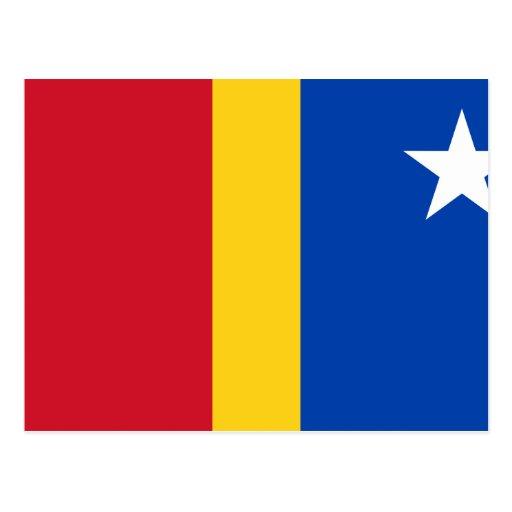 Bandera de Kano, Nigeria Postales