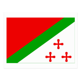 Bandera de Katanga (1960-1963) Postal