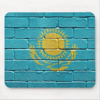 Bandera de Kazajistán Alfombrilla De Ratones