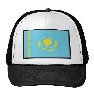 Bandera de Kazajistán Gorras De Camionero