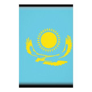 Bandera de Kazajistán Papeleria