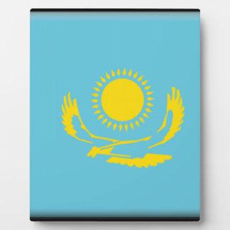 Bandera de Kazajistán Placas De Madera