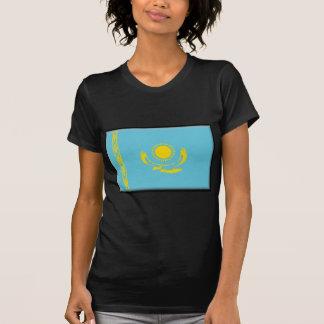Bandera de Kazajistán Camisetas