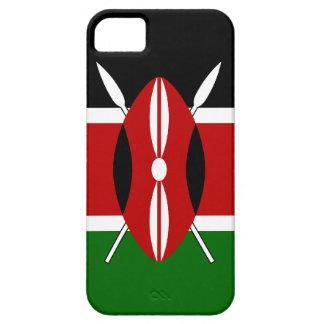 Bandera de Kenia iPhone 5 Case-Mate Carcasas