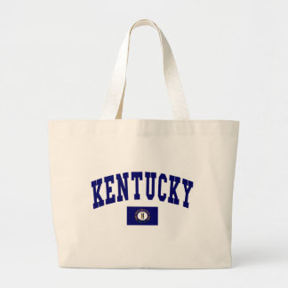 Bandera de Kentucky Bolsa Lienzo