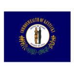 Bandera de Kentucky Postal