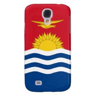 Bandera de Kiribati Funda Para Galaxy S4