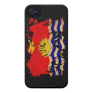 Bandera de Kiribati iPhone 4 Cobertura