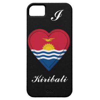 Bandera de Kiribati iPhone 5 Carcasa