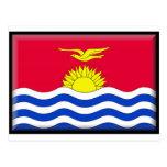 Bandera de Kiribati Postal